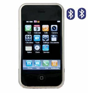 China 188 Quadband Dual SIM Card Phone with Bluetooth Function on sale