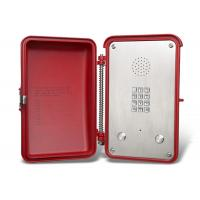 Buy cheap Highway Heavy Duty Telephone Weatherproof Automatic Dial Up IP66 from Wholesalers
