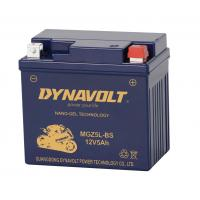 Buy cheap 12V 5AH Motorcycle Battery from Wholesalers