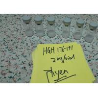 Buy cheap ISO Weight Stripping Steroids HGH Fragment 176-191 Fat Loss Steroids from Wholesalers