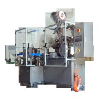 Buy cheap single chamber coffee bag packing machine Model DXDC15G for CTC black tea and from wholesalers