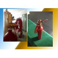 Quality 3Kg Fm200 Fire Extinguisher Tube With GB25972-2010 Standard wholesale