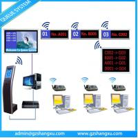 Quality Web Based Multiple Language Bank Wireless Ticket Kiosk Queue System wholesale