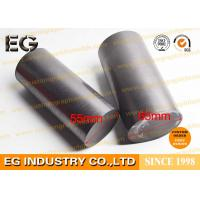 Buy cheap Density Of 1.8g / Cm3 Pure Graphite Rod Low Ash Purified 70 Mpa Compressive Strength from Wholesalers