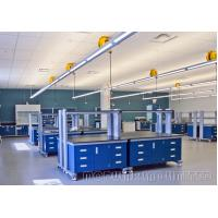 Buy cheap General Lab Equipment Dental Technician Work Benches With 304 Stainless Steel Hinge from Wholesalers