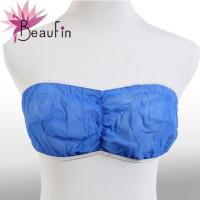 Quality Disposable nonwoven bra disposable underwear for beauty&spa medical use wholesale