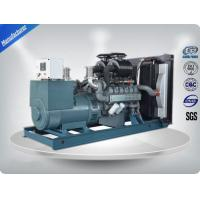 Buy cheap 144kw 180kva Industrial Generator Set With Cummins / Perkins / Volvo Engine from wholesalers