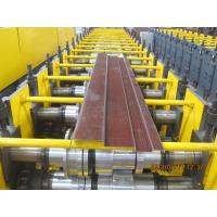 Buy cheap Door Frame Metal Forming Equipment Hydraulic Cutting / Roll Forming Machinery from Wholesalers