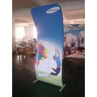 Buy cheap 4*8FT Cobra Tension Fabric Banner Aluminum Stand + Graphic Printing from Wholesalers