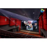 China Kino BlueRay 3D Movie Systems Yamaha Speaker Comfortable Seats With Ace Curve Screen factory