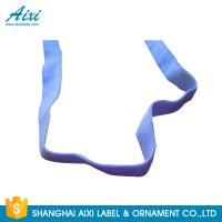 China Decorative Coloured Fold Over For Underwear Elastic Binding Tape Good Stretch factory