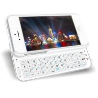 Buy cheap Portable small size wireless viryual Bluetooth Keyboard Case for Apple iPhone 5 from Wholesalers