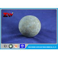 China Hot Rolling Ball Mill Balls , High Hardness Cast And Forged Grinding Ball on sale
