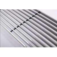 Buy cheap Lightweight Silver White Polished Aluminium Profile For Door And Window from Wholesalers