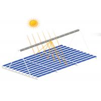 Buy cheap 130mph Wind Load Solar Thermal System , Galvanized Solar Electric Heating Systems from Wholesalers