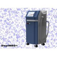 China Diode Laser Hair Removal Machine 808nm , 10Hz Cosmetic Laser Equipment on sale