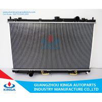 Buy cheap Aluminium Car Radiators / Auto Cooling Radiator For Mitsubishi Lancer'07-At from wholesalers
