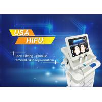 Buy cheap USA Version High Intensity Focused Ultrasound Machine for winkle removal from wholesalers