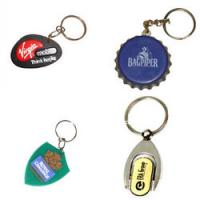 China Personalized custom fabric deer Keychain,Create fashion custom designer keyrings factory