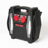 China 10A Jump Starter with 45cm ± 10% Length and PP Housing factory