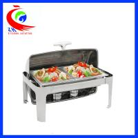China Custom Stainless Steell Buffet Food Warmer Chafing Dish For Restaurant factory