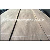 Buy cheap Black wood veneer Sliced / Walnut Crown Cut Wood Veneer Sheet With AA grade from Wholesalers