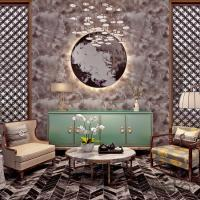 China Unique Waterproof Wallpaper MCM Soft Stone Patches Sofa Background China Wholesale on sale