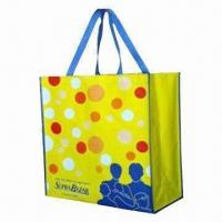 China Fashion Tote RPET Shopping Bag factory