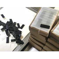 Buy cheap Sheet glass resistance film divider Sheet glass glaze resistor RI80F 1/2W 1W 2W 3W 5W 10KV 20KV 30KV from Wholesalers