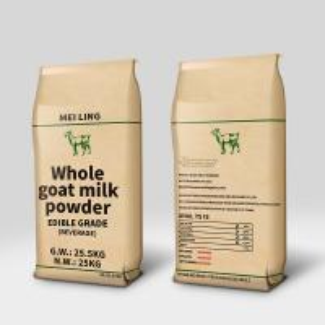 China Full Cream Lactobacillus 25kg/Bag Dry Goat Milk Powder factory