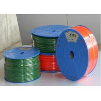 Buy cheap 4mm Diameter Industrial Transmission Wear-Resisting PU green Poly Cord, Polyurethane Round Belt from Wholesalers