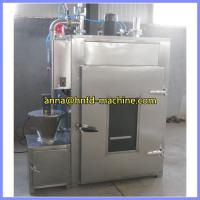 Buy cheap roast chicken smoke house, industrial meat smokehouse, sausage smokehouse oven from Wholesalers