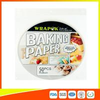 Food Baking Paper Sheets Kitchen Perforated Parchment For Household