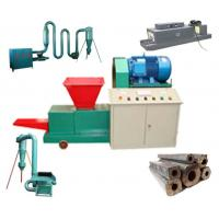 China Charcoal Briquetting Machine factory