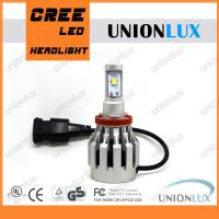 Buy cheap High Power LED Auto Headlight Car LED headlight Bulbs H11 G3 Led Headlight Kit 2 x 25W Cree from Wholesalers