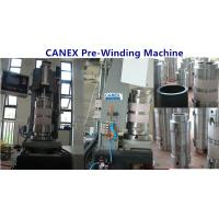 canex Auto winding machine for coated wire onto inner Core Moulds and Moulds