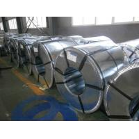 Buy cheap Soft HDGI Hot Dipped Galvanized Steel Coils With Big Spangle Surface from Wholesalers