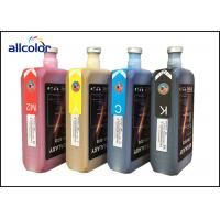 China Wide Format Environmental Galaxy Eco Solvent Ink With Excellent Color Gamut factory