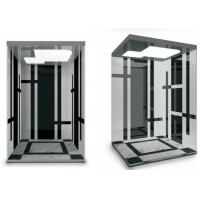 Buy cheap 1.5m/s speed Mini Machine room elevator Configuration of light screen from Wholesalers