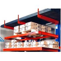 Buy cheap Steel cantilever storage racks - cantilever racking - cantilever shelving racks - cantilever stand from Wholesalers