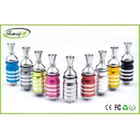 Buy cheap Blue RDA v8 Rebuildable Atomizer Dry Herb Vaporizer solid tar With Stainless / Aluminum from Wholesalers