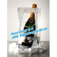 China Ice wine bags, wine carriers, juice beverage bags, drink ice bags, wine gift, portable factory