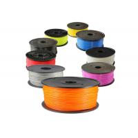 Buy cheap Various Color 3D Printer Kits 1.75/ 3mm Filament ABS 210-250 ℃ Print Temp Range from wholesalers