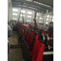 Buy cheap 3MM Q195-235 C Purlin Roll Forming Machine With 18 Forming Roller Steel Construction Area from Wholesalers