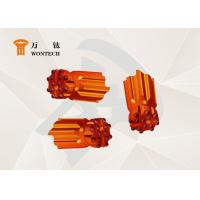 China Low Carbon Steel  T45 DTH Drilling Tools For Thermal Boreholes Faster Speed factory