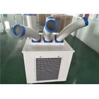 Buy cheap 8500W Industrial Spot Cooling Systems / Spot AC Units With Fan Motor Protection from Wholesalers