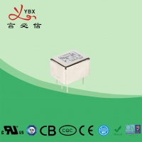 China Yanbixin PCB Pin Power Line Filters Single Phase For Spot Welding Machine factory