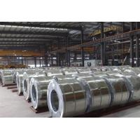 Buy cheap Spangle Chromated / Oiled JIS Galvanised Steel Coil For Furniture Industry from Wholesalers