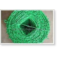 China PVC Coated Barbed Wire factory