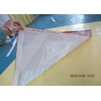 Buy cheap UV resistant Durable Outdoor Mesh Banners , Wind Vinyl Mesh Advertising Banners from Wholesalers